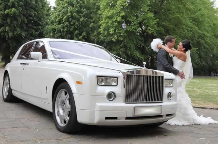 5 Steps To Choosing Your Wedding Car