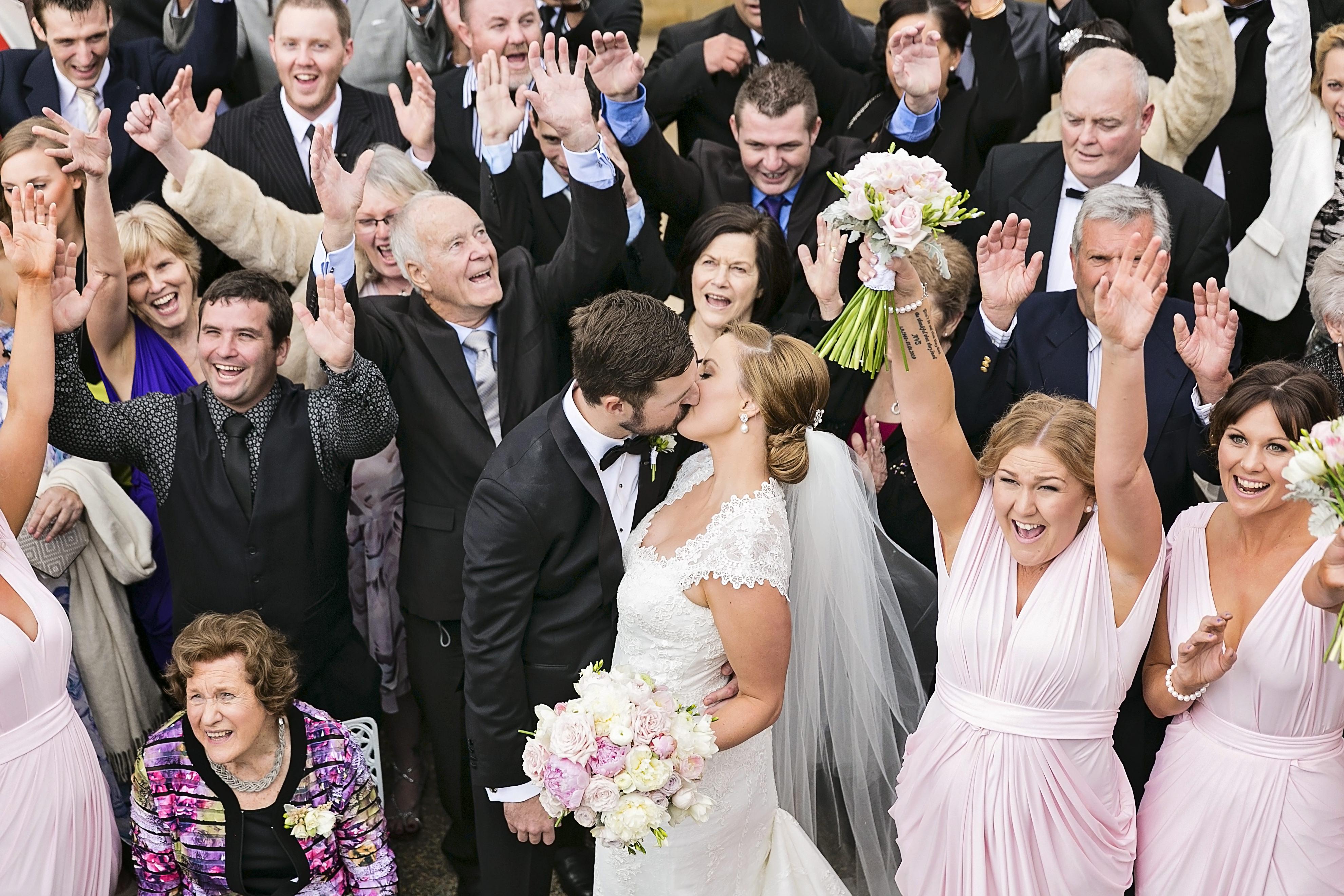 Dreamy Hinterland Wedding