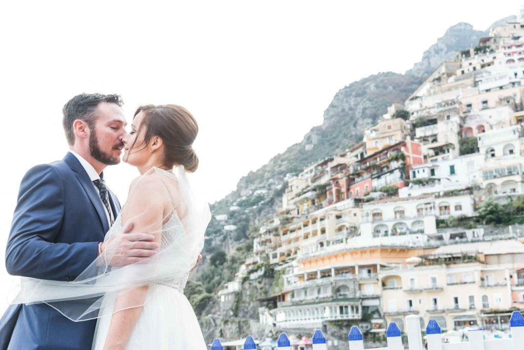 Elopement in Positano