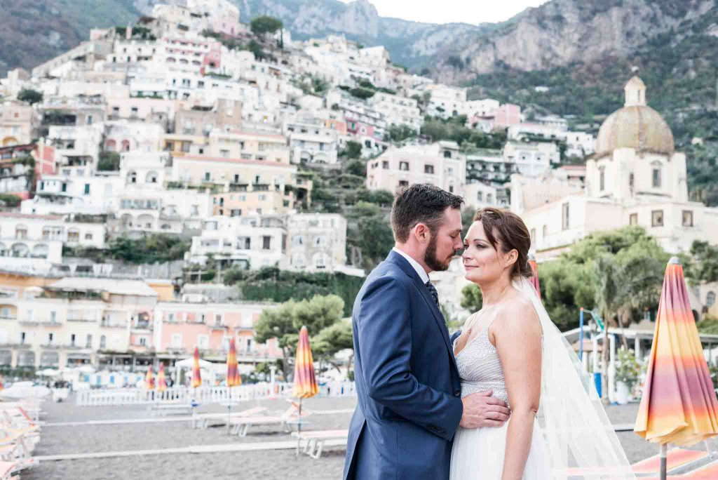 Elopement in Amalfi