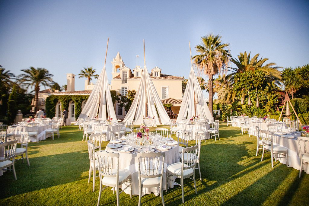 Wedding in sunny Marbella