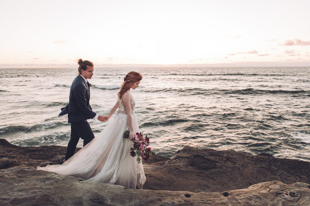 California elopement