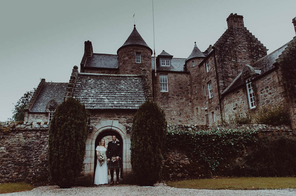 House of Schivas wedding